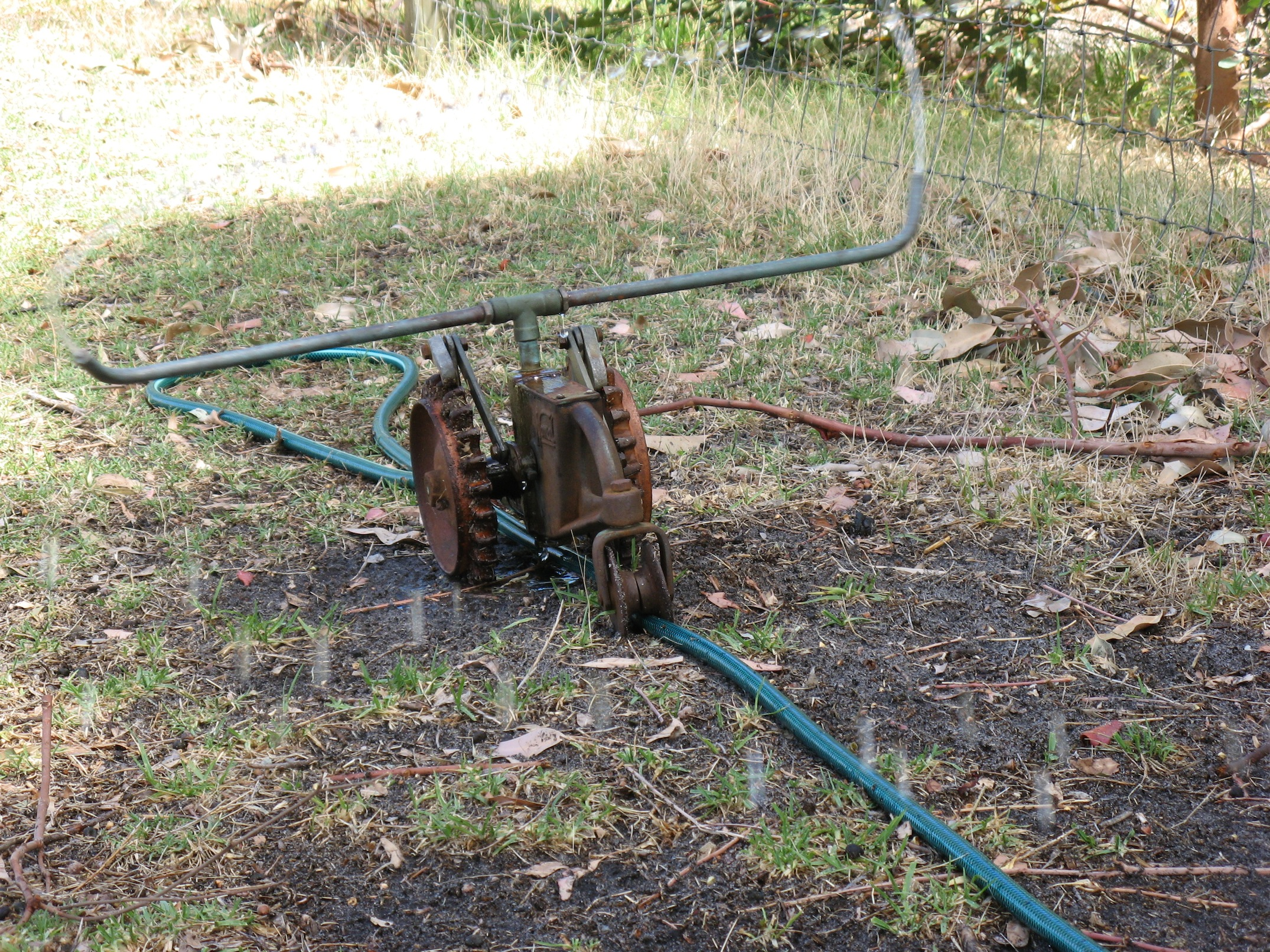 Tractor Water Pipe : Handy hints mccarthy park